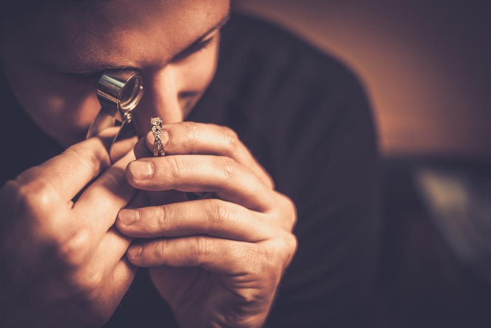 GIA certified jewelry appraisal