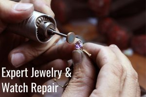 Expert Jewelry & Watch Repair