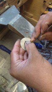 Preparing silver
