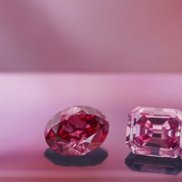 Argyle Alpha Unveiled As The Largest Vivid Pink Diamond